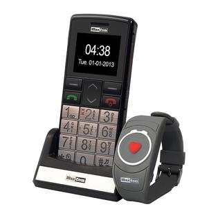 TELEFON KOMÓRKOWY MAXCOM MM715BB + BRANSOLETKA SOS