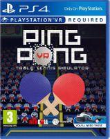 Gra Ping Pong Table Tennis Simulator VR PS4