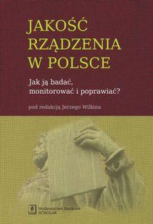 Jakość rządzenia w Polsce