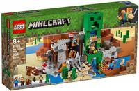 Lego Minecraft Kopalnia Creeperow