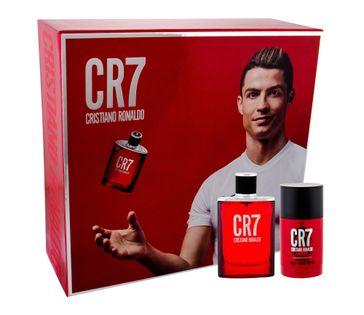 Cristiano Ronaldo CR7 Woda toaletowa 50ml zestaw upominkowy