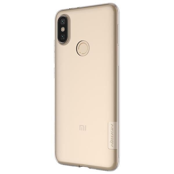 Etui Nillkin Nature Xiaomi Mi 6X - Crystal zdjęcie 4