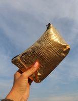 Kosmetyczka złota Estilo Sabroso ES05788