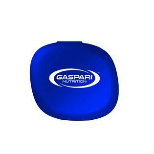 Gaspari Nutrition Pill Box blue