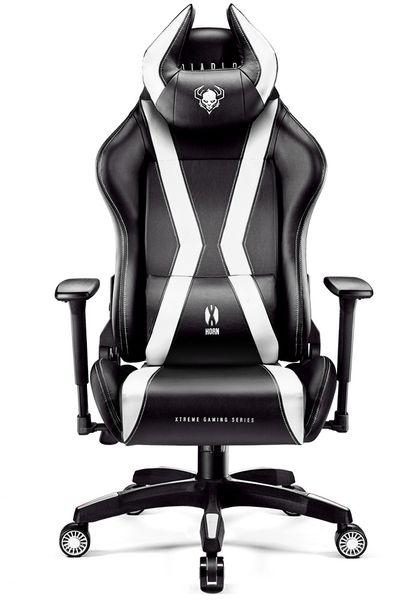 DIABLO X-HORN 2.0 KING SIZE fotel dla GRACZA gamingowy OBROTOWY na Arena.pl