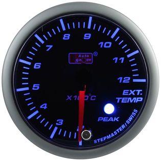 EGT - Temperatura spalin SM Peak Blue/White