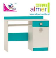 AQUA NB10 biurko dla dzieci 100x50 w.74