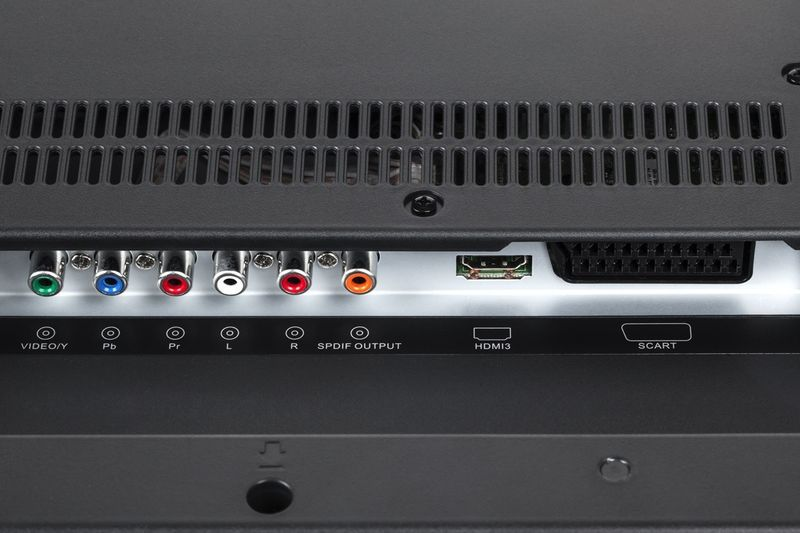 Kruger & Matz Telewizor 40 DVBT HD USB HDMI zdjęcie 4