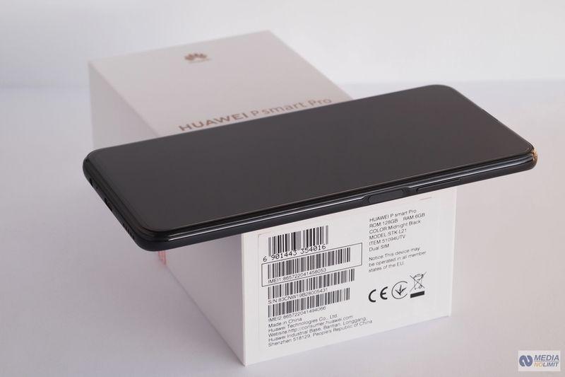 Huawei P smart Pro DS Black Polska Dystrybucja FV VAT 23% Gw 24M zdjęcie 4