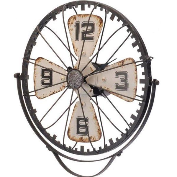 Zegar na trójnogu Wiatrak zdjęcie 2