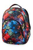 Plecak szkolny CoolPack Basic Plus 27L, Blox, B03014