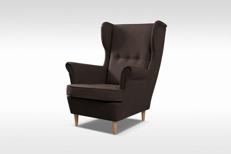 Fotel Uszak Skandynawski Promocja Szybka Realizacja Fotel