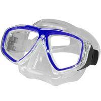 Maska do nurkowania korekcyjna OPTIC Kolor - Nurkowanie - Maski - 11 - niebieski