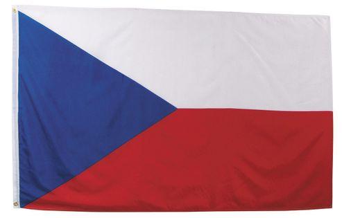 FLAGA CZECHY 150 x 90 cm