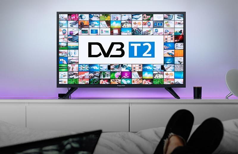 """Telewizor Kruger&Matz 32"""" KM0232T HD DVB-T2 H.265 zdjęcie 5"""