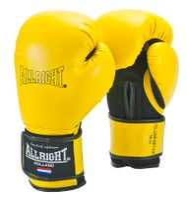 Rękawice bokserskie Limited Edition 12 OZ żółte - 12 OZ