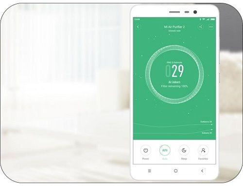 Oczyszczacz powietrza Xiaomi Mi Air Purifier 2S zdjęcie 3