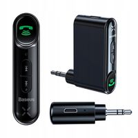 BASEUS ODBIORNIK ADAPTER BLUETOOTH AUX MINI JACK