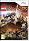LEGO The Lord Of The Rings Władca Pierścieni Wii