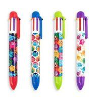 Ooly Długopis Mechaniczny Potworki 6 kolorów