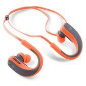 Słuchawki Bezprzewodowe Go & Play Sport 2 Bluetooth Szary Pomarańczowy