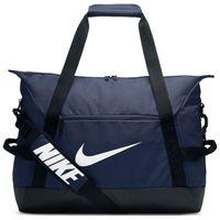 Torba sportowa Nike Academy Team niebieska na ramię treningowa średnia