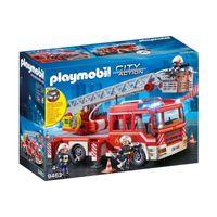 Playmobil 9463 Samochód strażacki z drabiną