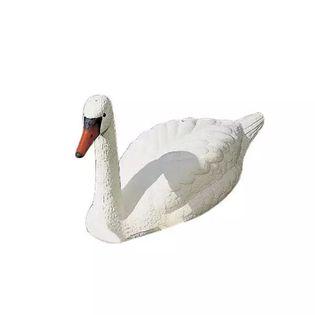 Plastikowa Ozdoba Do Ogrodowego Oczka Wodnego – Biały Łabędź Ubbink