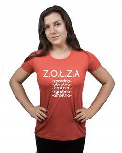 Koszulka damska ZOŁZA CECHY XXL
