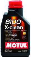 Olej silnikowy MOTUL 5W40 8100 X-CLEAN C3 1L