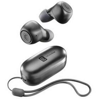Słuchawki CellularLine Pick (BTPICKTWSK) Czarna