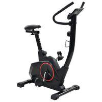 Rowerek do ćwiczeń z pomiarem tętna, XL, masa obrotowa 10 kg