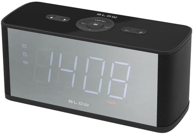 Głośnik Bluetooth Blow BT410 FM microSD ZEGAR zdjęcie 2