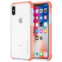 Incipio Reprieve SPORT - Etui iPhone X (Coral/Clear)