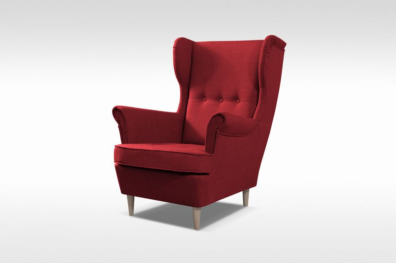 Fotel uszak, skandynawski, Promocja, szybka realizacja Fotel zdjęcie 6