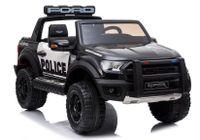 Auto na Akumulator Ford Ranger Raptor Police DK-F150RP Czarny Lakier