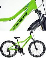 Rower 24 KANDS DRAGON MTB na Komunię SELEDYNOWY 2020 r.