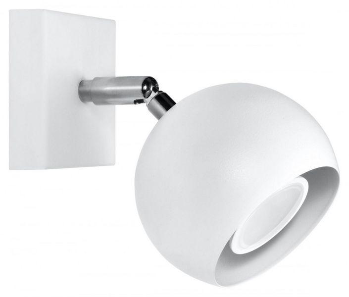 Kinkiet OCULARE Biały lampa domowa nowoczesna kuchnia salon jadalnia zdjęcie 1