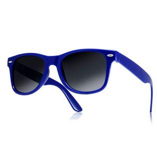 Okulary przeciwsłoneczne WAYFARER nerdy kujonki # CHABROWE