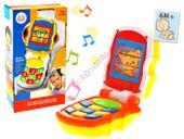 Muzyczny TELEFON KOMÓRKOWY dla maluszka ZA0232