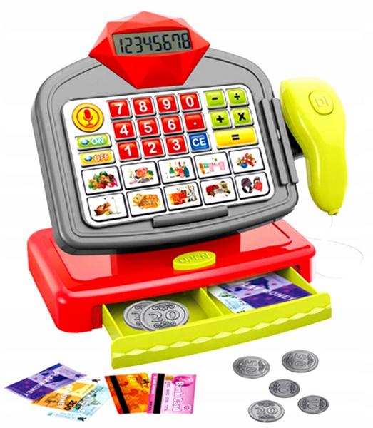 KASA SKLEPOWA DOTYKOWA Kalkulator Skaner AGD zdjęcie 3