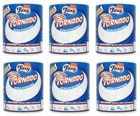 FOXY TORNADO ręcznik 3 WARSTWOWY x 6