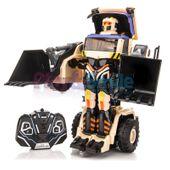 Robot Zdalnie Sterowany Autko Samochód Pilot 2W1 Sterowany Głosem