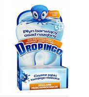 Dropingo płyn dla dzieci barwiący osad nazębny 10ml