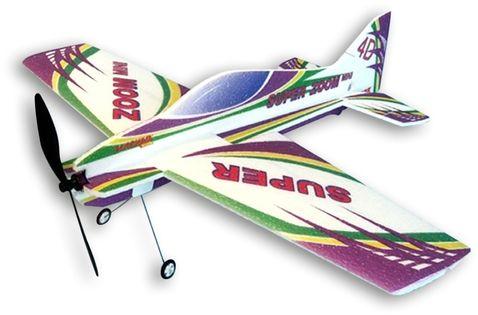Super Zoom Mini ARF Violet - Samolot Hacker Model