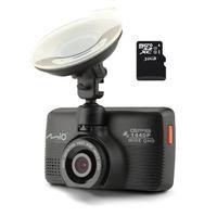 Mio MiVue 751 wideorejestrator 1440p GPS + karta pamięci 32GB
