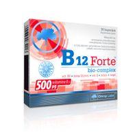 Olimp B12 Forte Bio-Complex 30 kapsułek - Długi termin ważności!