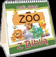 Mój dzień z Biblią - ZOO - kalendarz na spirali