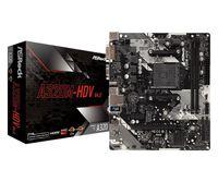 Płyta ASRock A320M-HDV R4.0 /AMD A320/DDR4/SATA3/M.2/USB3.0/PCIe3.0/AM4/mATX