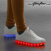 Buty Sportowe z LED GlowFlow 41 zdjęcie 5